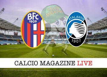 Bologna Atalanta cronaca diretta live risultato in tempo reale