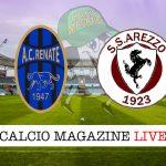 Renate Arezzo cronaca diretta live risultato in tempo reale