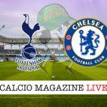Tottenham Chelsea cronaca diretta live risultato in tempo reale