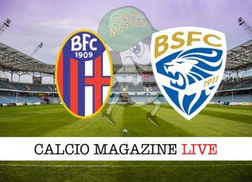 Bologna Brescia cronaca diretta live risultato in tempo reale