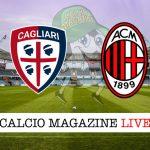 Cagliari Milan cronaca diretta live risultato in tempo reale