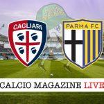 Cagliari Parma cronaca diretta live risultato in tempo reale