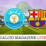 Ibiza Barcellona cronaca diretta live risultato in tempo reale