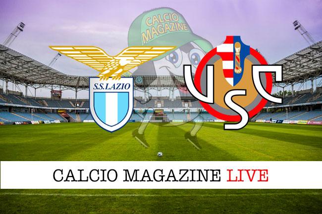 Lazio Cremonese cronaca diretta live risultato in tempo reale
