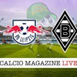 Lipsia Borussia Monchengladbach cronaca diretta live risultato in tempo reale