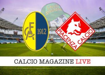 Modena Piacenza cronaca diretta live risultato in tempo reale