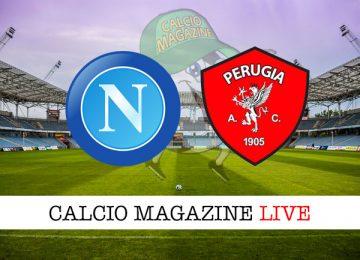Napoli Perugia cronaca diretta live risultato in tempo reale