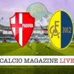 Padova Modena cronaca diretta live risultato in tempo reale