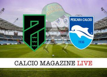 Pordenone Pescara cronaca diretta live risultato in tempo reale