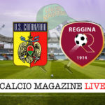 Catanzaro Reggina cronaca diretta live risultato in tempo reale