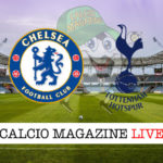 Chelsea Tottenham cronaca diretta live risultato in tempo reale