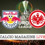 Eintracht Francoforte Salisburgo cronaca diretta live risultato in tempo reale