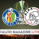 Getafe Ajax cronaca diretta live risultato in tempo reale