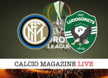Inter Ludogorets cronaca diretta live risultato in tempo reale