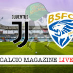 Juventus Brescia cronaca diretta live risultato in tempo reale