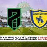 Pordenone Chievo cronaca diretta live risultato in tempo reale
