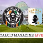 Venezia Virtus Entella cronaca diretta live risultato in tempo reale