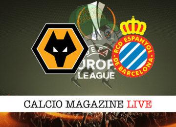 Wolverhampton Espanyol cronaca diretta live risultato in tempo reale