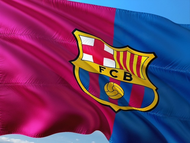 barcellona bandiera