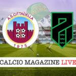 Cittadella Pordenone cronaca diretta live risultato in tempo reale
