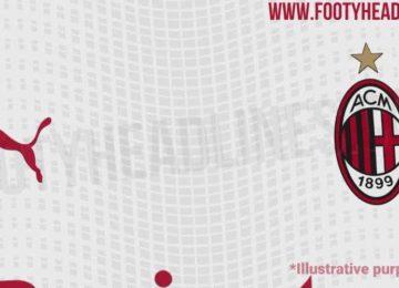 Le prime indiscrezioni sulla seconda maglia del Milan 2020/2021