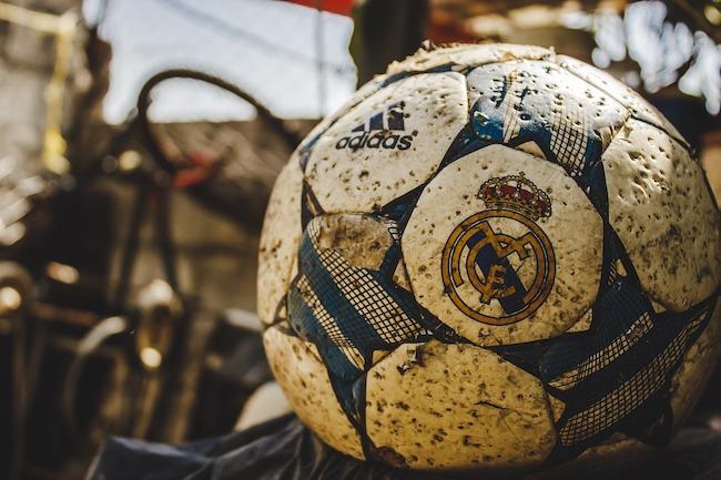 pallone real madrid