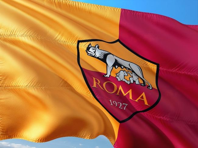 roma bandiera