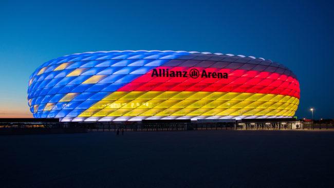 """Bayern Monaco: """"L'Allianz Arena sarà presente a Euro 2020"""""""