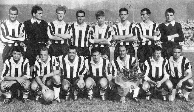 udinese calcio 1961-1962
