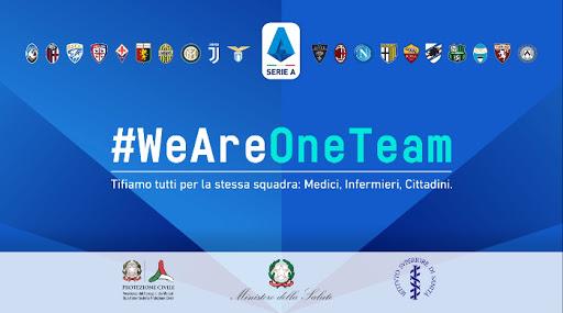 #TUTTICONTROCOVID: tra Roma e Lazio vince la solidarietà