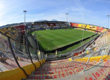 Serie A, tre campi di neutri dalla B: Benevento, Frosinone ed Empoli