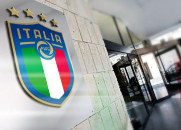 FIGC vetrata