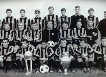 rosa inter 1965-1966