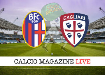 Bologna Cagliari cronaca diretta live risultato in tempo reale