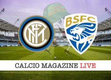 Inter Brescia cronaca diretta live risultato in tempo reale