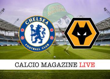 Chelsea Wolves cronaca diretta live risultato in tempo reale