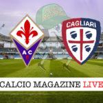 Fiorentina Cagliari cronaca diretta live risultato in tempo reale