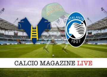 Hellas Verona Atalanta cronaca diretta live risultato in tempo reale