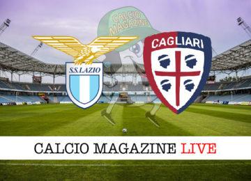 Lazio Cagliari cronaca diretta live risultato in tempo reale