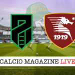 Pordenone Salernitana cronaca diretta live risultato in tempo reale