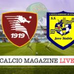 Salernitana Juve Stabia cronaca diretta live risultato in tempo reale