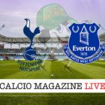 Tottenham Everton cronaca diretta live risultato in tempo reale