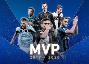 Serie A 2019/2020: ecco i migliori giocatori, Dybala MVP