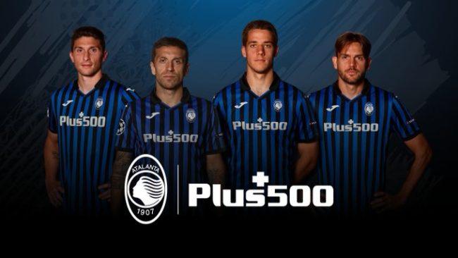 L'Atalanta presenta la prima maglia per la stagione 2020/2021