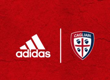 Il Cagliari presenta le nuove divise per la stagione 2020/2021