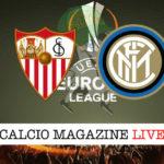 Siviglia Inter cronaca diretta live risultato in tempo reale
