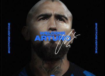 Inter, UFFICIALE Vidal: l'annuncio del club nerazzurro