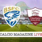 Brescia Trapani cronaca diretta live risultato in tempo reale