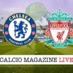 Chelsea Liverpool cronaca diretta live risultato in tempo reale