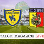 Chievo Catanzaro cronaca diretta live risultato in tempo reale